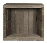 Fire Rock Vent-Free Firebox