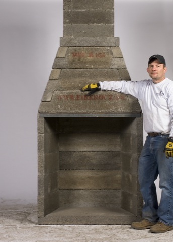 LLC Atlanta Georgia - photo gallery of masonry fireplaces